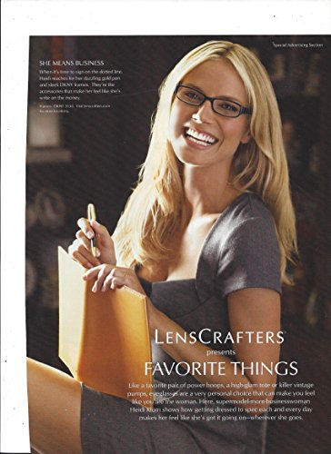 print-ad-set-with-heidi-klum-for-lenscrafters-glasses