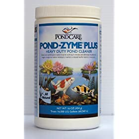 PondCare 146B Pond-Zyme+ Enzymatic Pond Cleaner Barley, 1-Pound