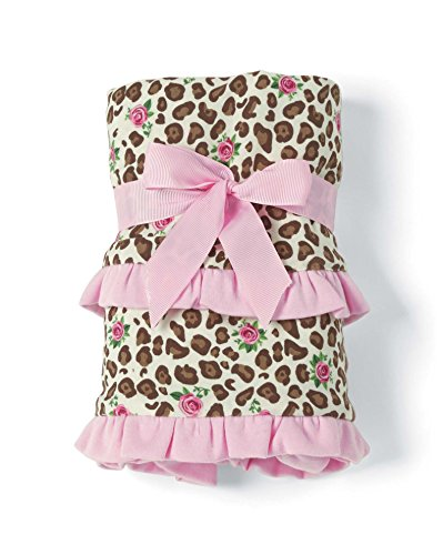 Mud Pie Blanket, Leopard