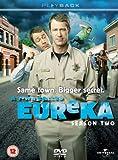 A Town Called Eureka - Season 2 - Complete [DVD]