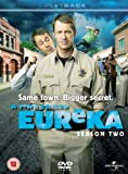 A Town Called Eureka - Season 2 - Complete [DVD]
