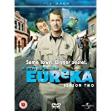 A Town Called Eureka - Season 2 - Complete [DVD]by Colin Ferguson