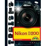 """Nikon D200, Nikon Community Tipp, Fotobuch und Wegweiser zur Bedienung f�r Kamera und Softwarevon """"Michael Gradias"""""""