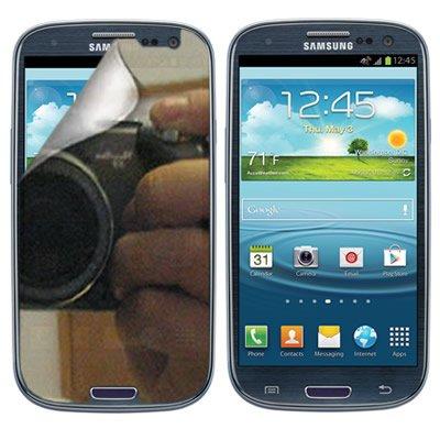 Coveron® Mirror Lcd Screen Protector Shield For Samsung Galaxy S3 S Iii I747 / I535 / T999 / L710 / I9300 [Wce64]