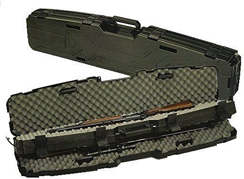 Best Price Plano Pillared Double Gun Case