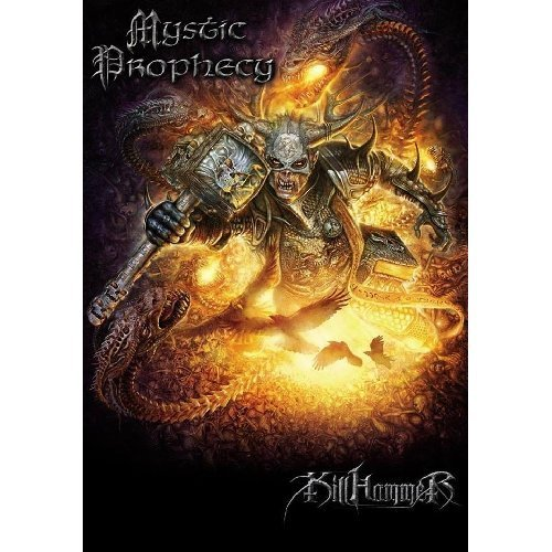 Killhammer by Mystic Prophecy (2013) Audio CD
