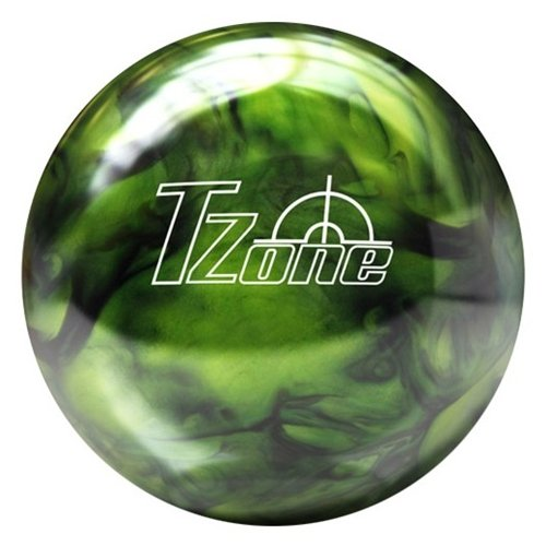 Buy Brunswick T-Zone Green Envy Bowling Ball
