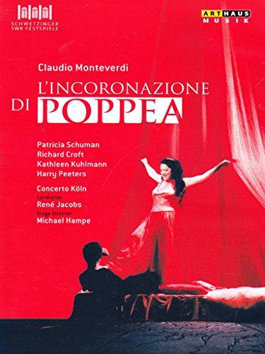 MONTEVERDI: L'Incoronazione di Poppea (live from the Schwetzingen SWR Festival, 1993)