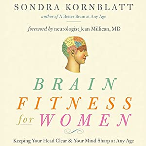 Brain Fitness for Women Audiobook