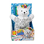 Alex Toys Alex Toys Color and Cuddle Washable Bear