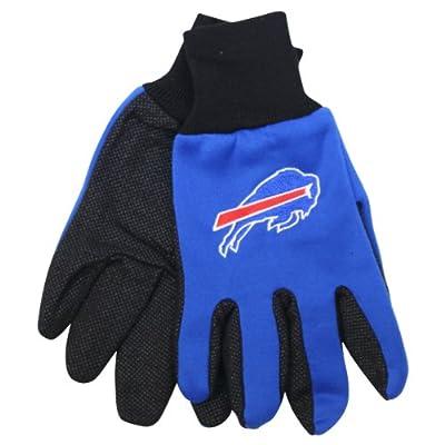 NFL Team Logo Grip Gloves - Buffalo Bills