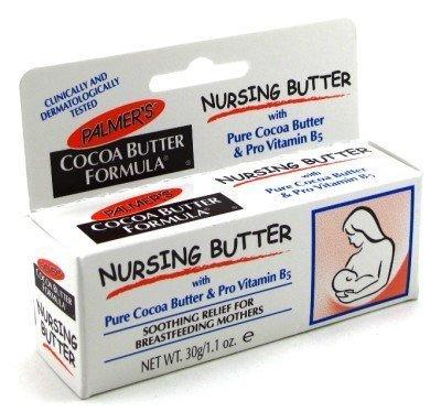 Palmers Cocoa Butter Nursing Cream 1.1 Oz.