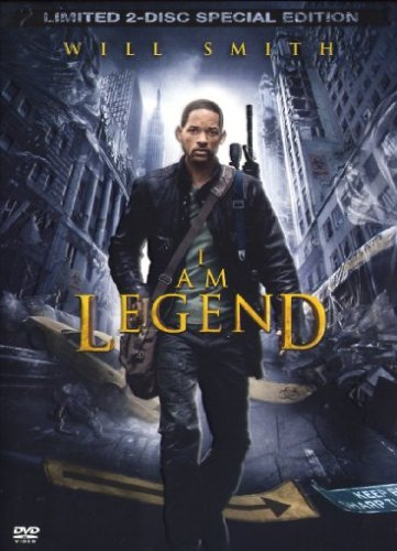 I Am Legend (Special Edition, 2 DVDs im Digipak inkl. Comic und alternativem Ende) [Limited Edition]