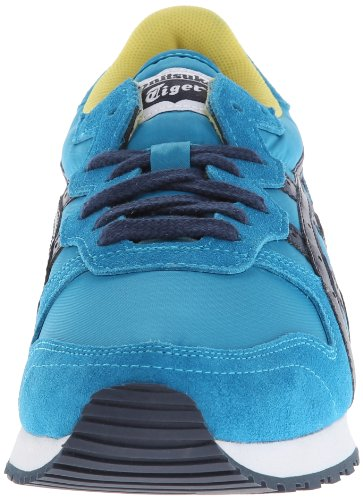 Onitsuka Tiger OCRunner Fashion Shoe,Ocean Blue/Navy,10 M US