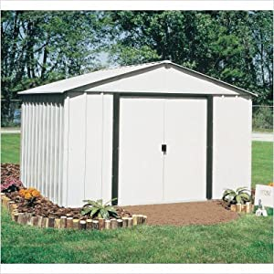 Bundle-68 Arlington Shed 10' x 12' (2 Pieces)