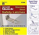 Cabinet-Door-Safety-Latch