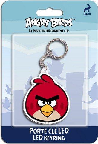 Angry Birds - Porte clé Led