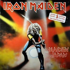 Amazon.com: Iron Maiden: Maiden Japan: Music