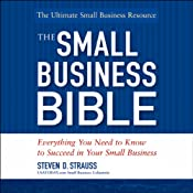 The Small Business Bible | [Steven D. Strauss]