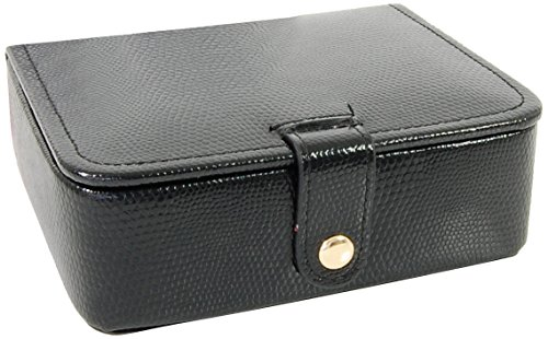 budd-leather-lizard-print-calf-stud-ring-box-black