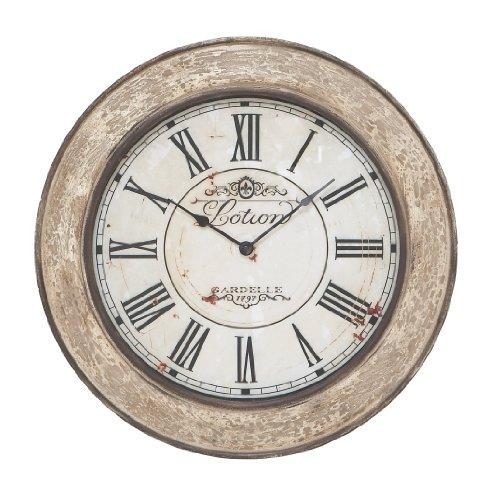 Wood Wall Clock 24