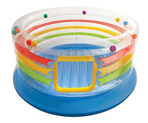 New Shop Intex Jump-O-Lene Jumpolene Inflatable Kids Colorful Bouncer Bounce House New front-1035149