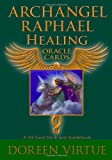 Archangel Raphael Healing Oracle Cards: A 44-Card Deck and Guidebook (1401924743) by Virtue, Doreen