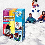 Snow Man Kit -- Build Your Own Snowman, and Dress Him UP