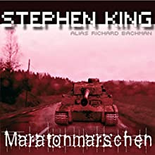 Maratonmarschen [The Long Walk] Audiobook by Stephen King Narrated by Hamid Khemiri