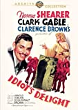 Idiots Delight [DVD Region 2] [1939] Starring Clark Gable and Edward Arnold (DVD - 2009)