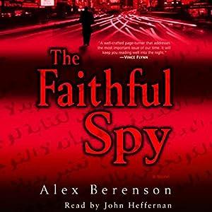 The Faithful Spy Audiobook
