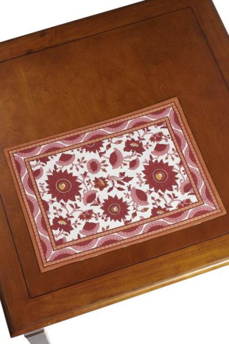 Set Of Four Placemats Florence Design Rose - Buy Set Of Four Placemats Florence Design Rose - Purchase Set Of Four Placemats Florence Design Rose (Home Decorators Collection, Home & Garden, Categories, Kitchen & Dining, Kitchen & Table Linens, Place Mats, By Style, Traditional)