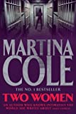 Cover of Two Women by Martina Cole 075535057X