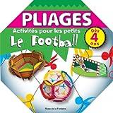 Le football : Pliages