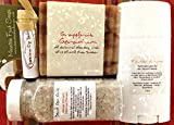 Mountain Fresh Soaps GIFT SET ~ Artisan, Organic, & All-Natural Soap, Lotion, Lip Balm, & Bath Salt (Citrus Fusion)
