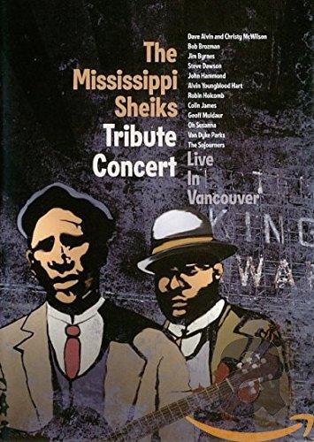 DVD : Mississippi Sheiks Tribute Concert: Live
