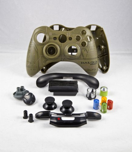 Halo 3: ODST Limited Edition Xbox 360 Controller Shell Housing