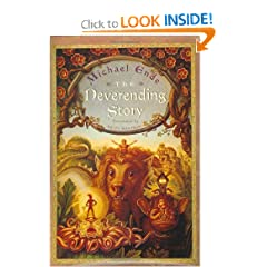 The Neverending Story by Michael Ende and Ralph Manheim