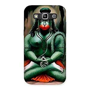 Premium Hanuman Ji Back Case Cover for Galaxy Grand Quattro