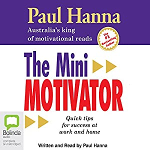 The Mini Motivator Audiobook