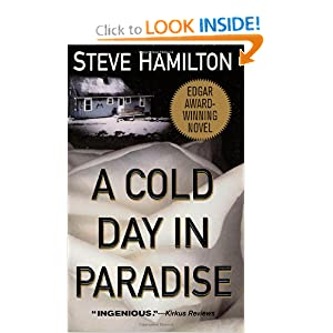 A Cold Day in Paradise - Steve Hamilton