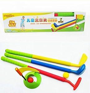 Toys set golf educational fitness golf set for children toys amp games