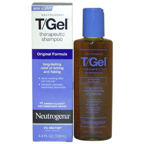 Neutrogena T-Gel Terapeuthic Shampoo, Original, 4.4 Fluid Ounce