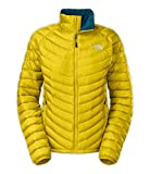 The North Face Womens Thunder Jacket XS Warm Olive Green