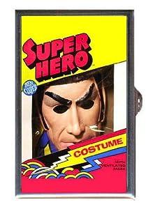 Mr. Spock, Star Trek, Leonard Nimoy, Costume, Guitar Pick or Pill Box USA Made