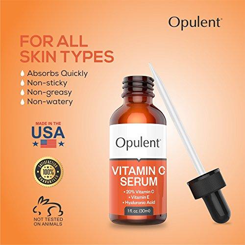 Vitamin C Skin Care Line