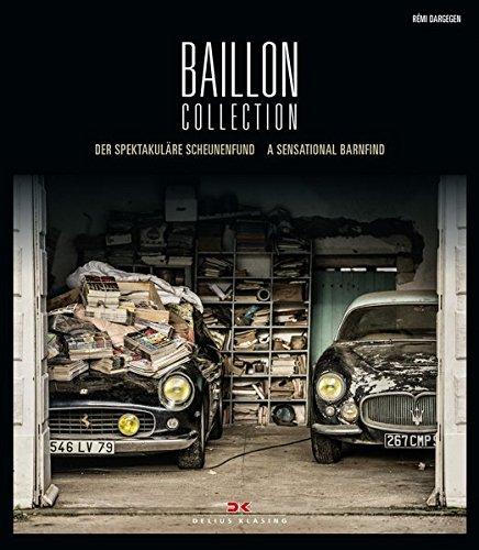 baillon-collection-a-sensational-barnfind-english-and-german-edition