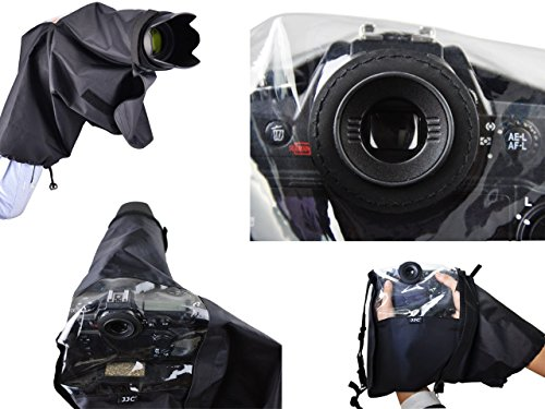 Professionnel capot de protection de pluie pour Canon EOS 1D MK IV, 1Ds MKIII, 1D Mk III, 1D X, 5D MK III, 7D MK II-Veuillez consignes de