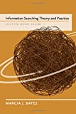 img - for Information Searching Theory and Practice: Selected Works of Marcia J. Bates, Volume II book / textbook / text book