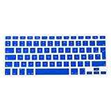 French Language Silicone EU Keyboard Skin Cover for Apple Macbook Air Pro 13